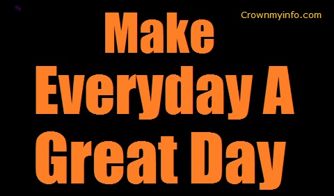 Make Everyday A Friday