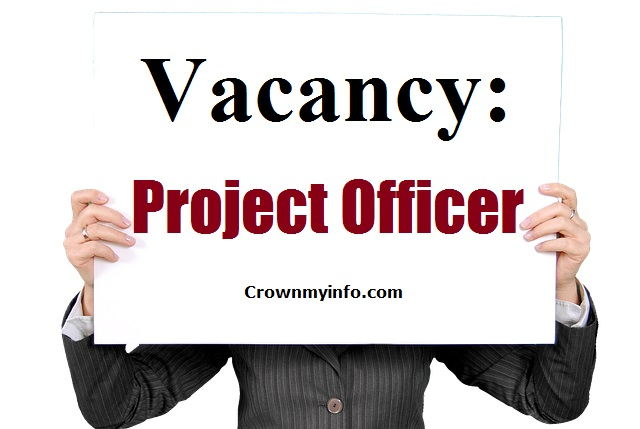 Vacancy for Project Officers