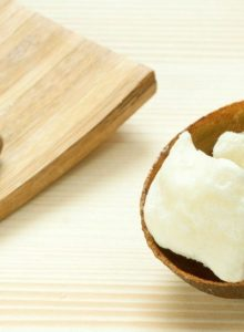 Shea Butter Hair Cream natural oils