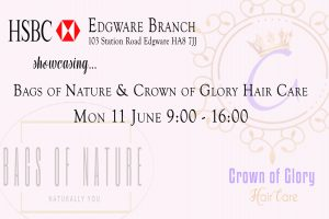 crown of glory natural hair bags of nature hsbc bank money