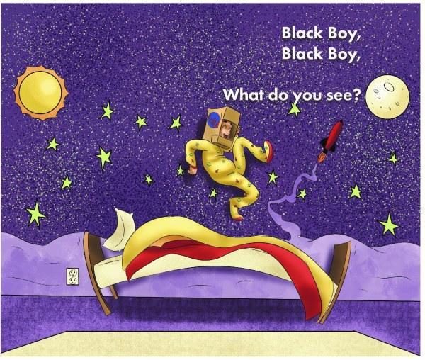 Black Boy Black Boy Book