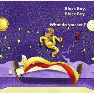 Black Boy Black Boy – Hardcover