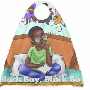Black Boy Cape
