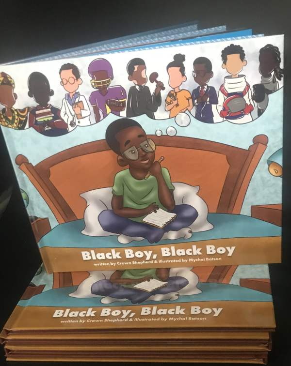 Black Boy Black Boy Book
