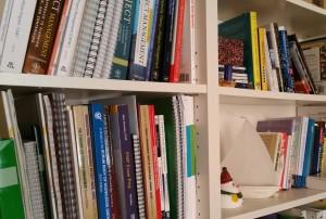 bookshelf part