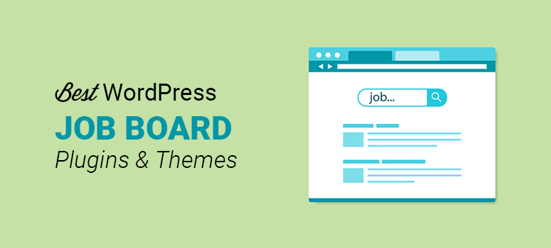 Job Plugins for WordPress