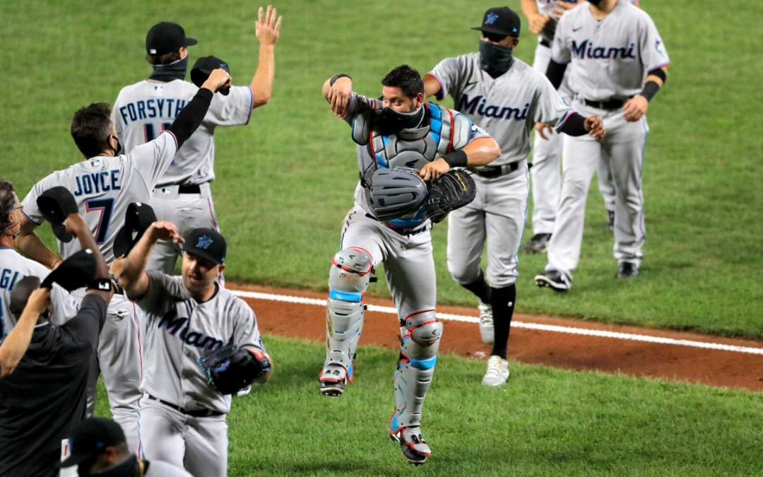 The Miami Marlins are Among the Best Teams in Baseball, Obviously