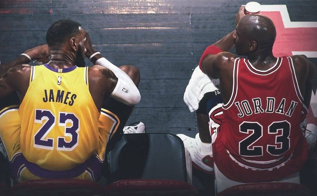 The Great MJ-LBJ Debate and Why It Needs To End