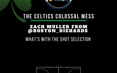 The 617 Podcast: Celtics are a Colossal Mess, Ainge thoughts, and QB Dominoes Continue