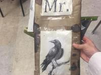 Mr Crow Banner Blogger Autobiography