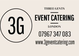 3G Event Catering - London