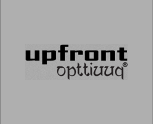 Upfront Cricket Logo