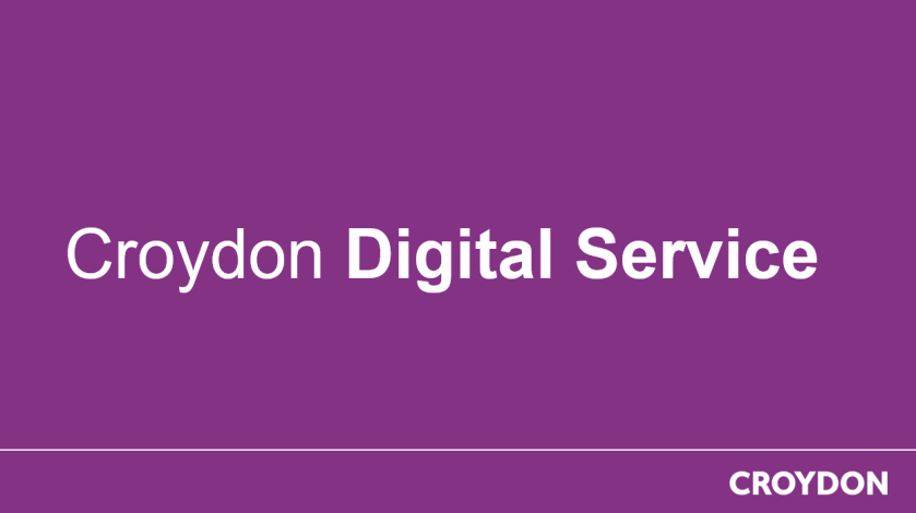 About the Croydon Digital Service