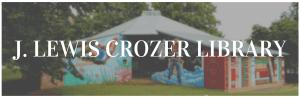 crozer library header
