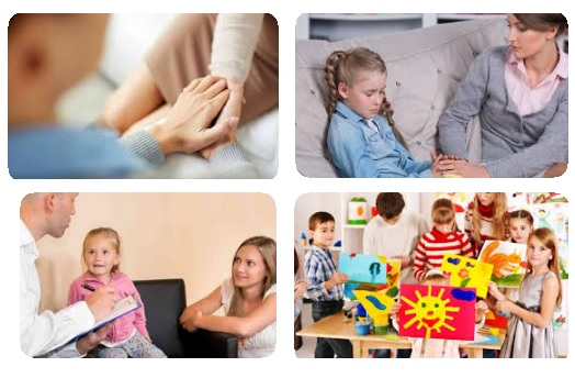 Psicologa Infantil