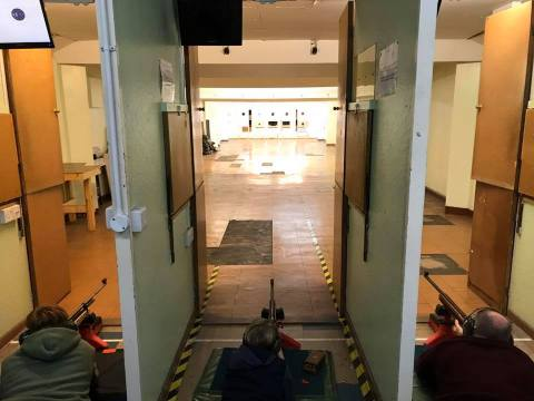 Prone Shooting School