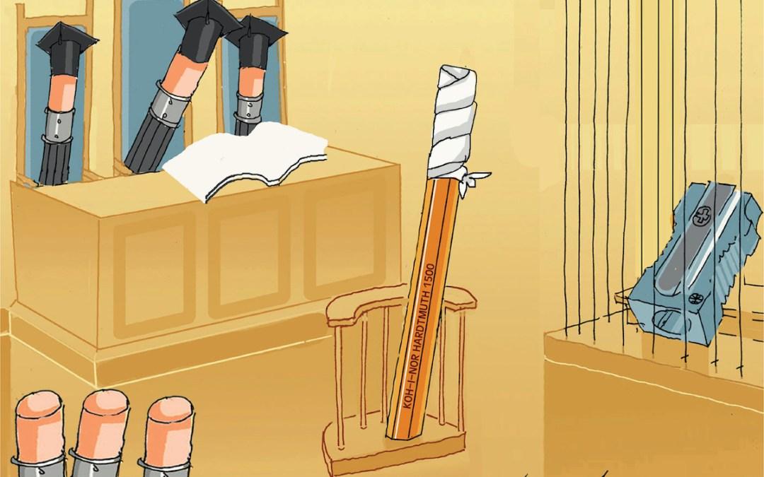 الحق في الإقدام على المخاطرة وارتكاب الأخطاء: الاعتراف بالأشخاص ذوي الإعاقة على قدم المساواة مع الآخرين أمام القانون