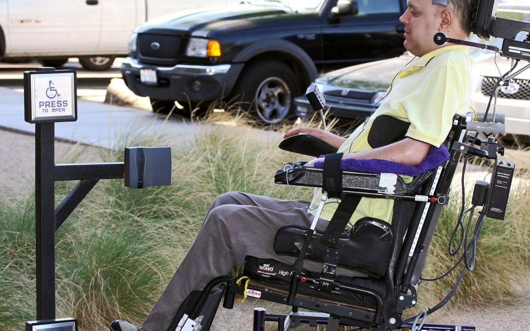 التكنولوجيا تحرز تقدماً في تمتع الأشخاص ذوي الإعاقة بحقوقهم الكاملة
