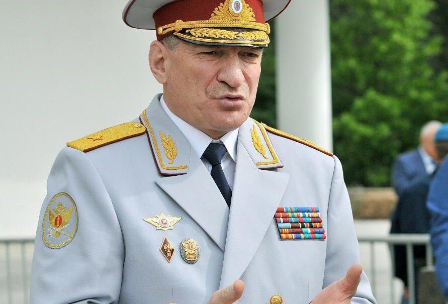 Спасший липецкий ОМОН от боевиков Басаева генерал-майор Даххаев пропал в структурах УФСИН
