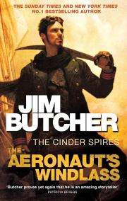Aeronaut's Windlass Cover Art