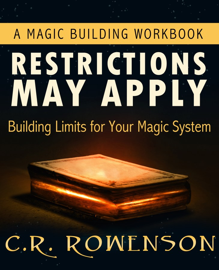 display the magic limitations workbook cover