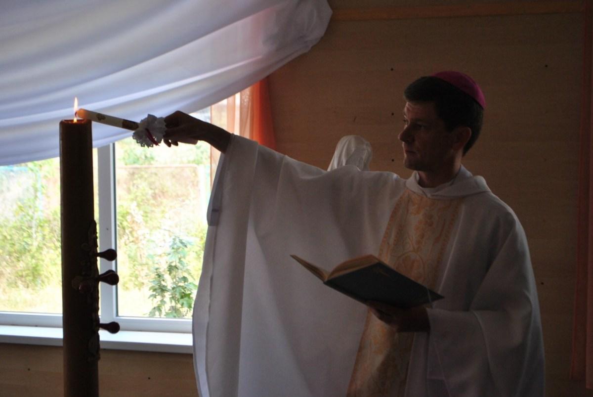 Єпископ Віталій Кривицький: Мені довелося зустрітися з живою Церквою