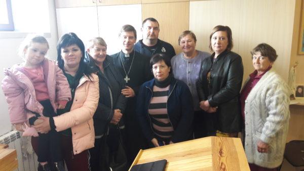Особлива сесія Школи Марії: посланці із зони війни