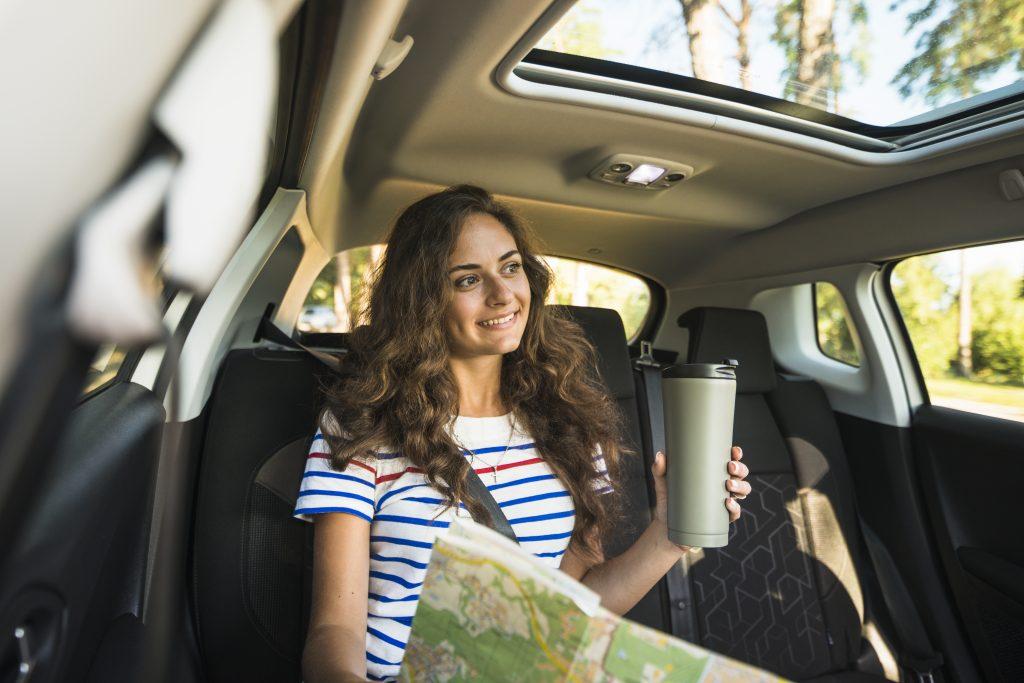 young woman car trip 1024x683 1