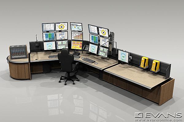 Evans Response custom console example