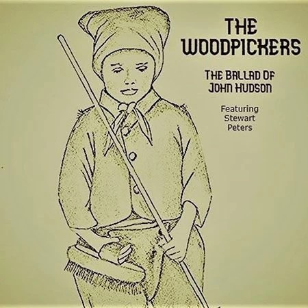 5DD596 – The Woodpickers – The Ballad Of John Hudson - Cover