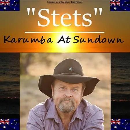 5DD638 – Stets Strohfeld – Karumba At Sundown - Cover