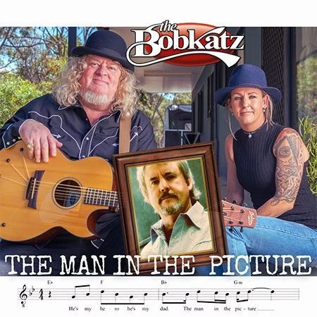 5DD663 – The Bobkatz – The Man In The Picture - Cover
