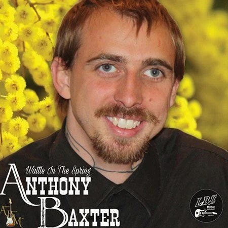 5DD668 – Anthony Baxter – Wattle In The Spring - Cover