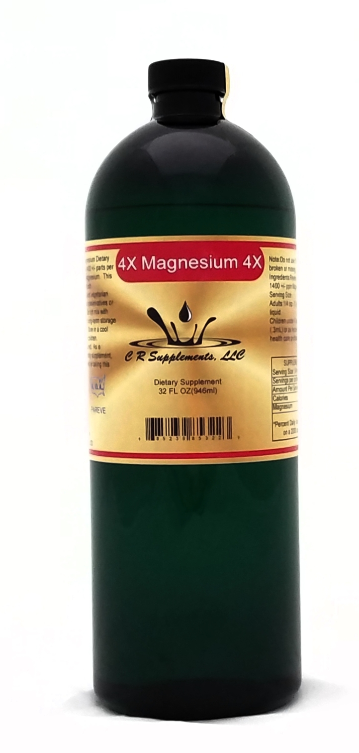 Magnesium 4x Dietary Supplement