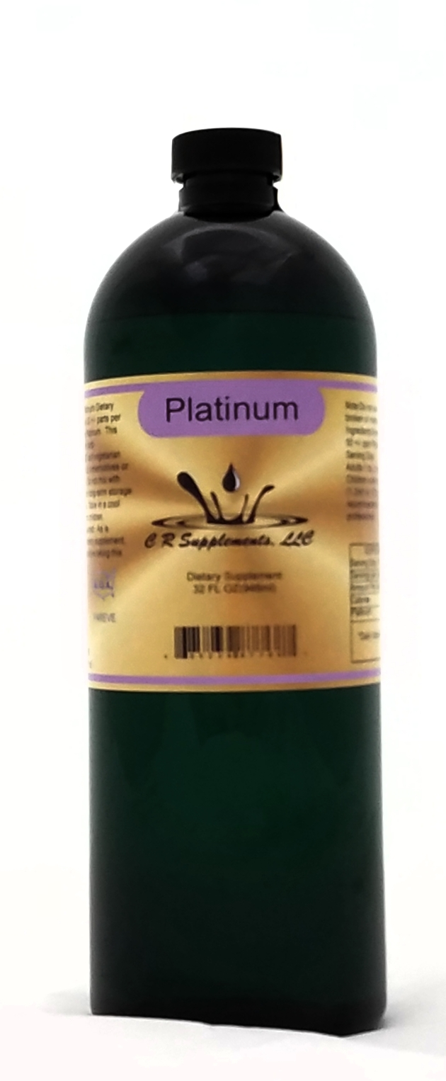Platinum Dietary Supplement By C R Supplements, LLC