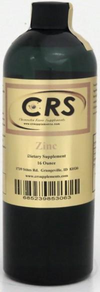 Zinc Dietary Supplement