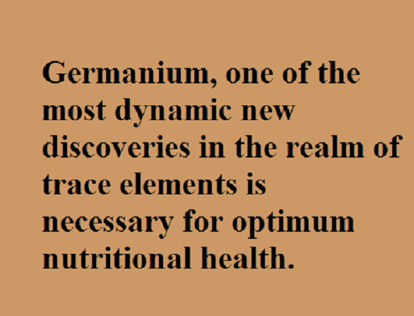 Germanium Clip  Ionic Mineral Dietary Supplement By C R Supplements, LLC