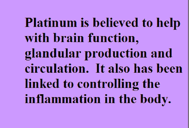 Platinum Clip Ionic Mineral Dietary Supplement By C R Supplements, LLC