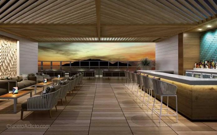 Vidanta Elegant, the first luxury Mexican cruise ship