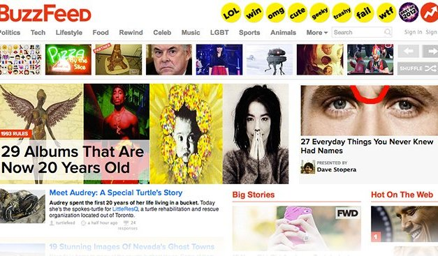 The Buzzfeed Paradigm to Writing Blog Headlines