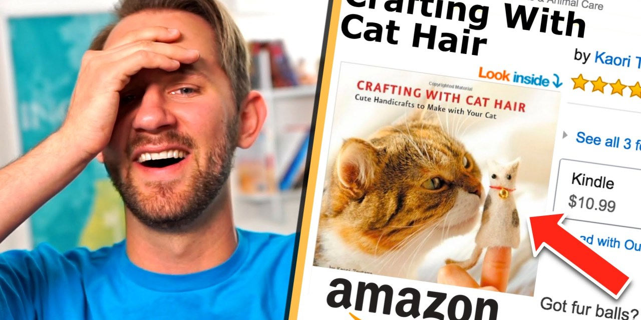 10 Hilariously Strange Amazon Products & Reviews!