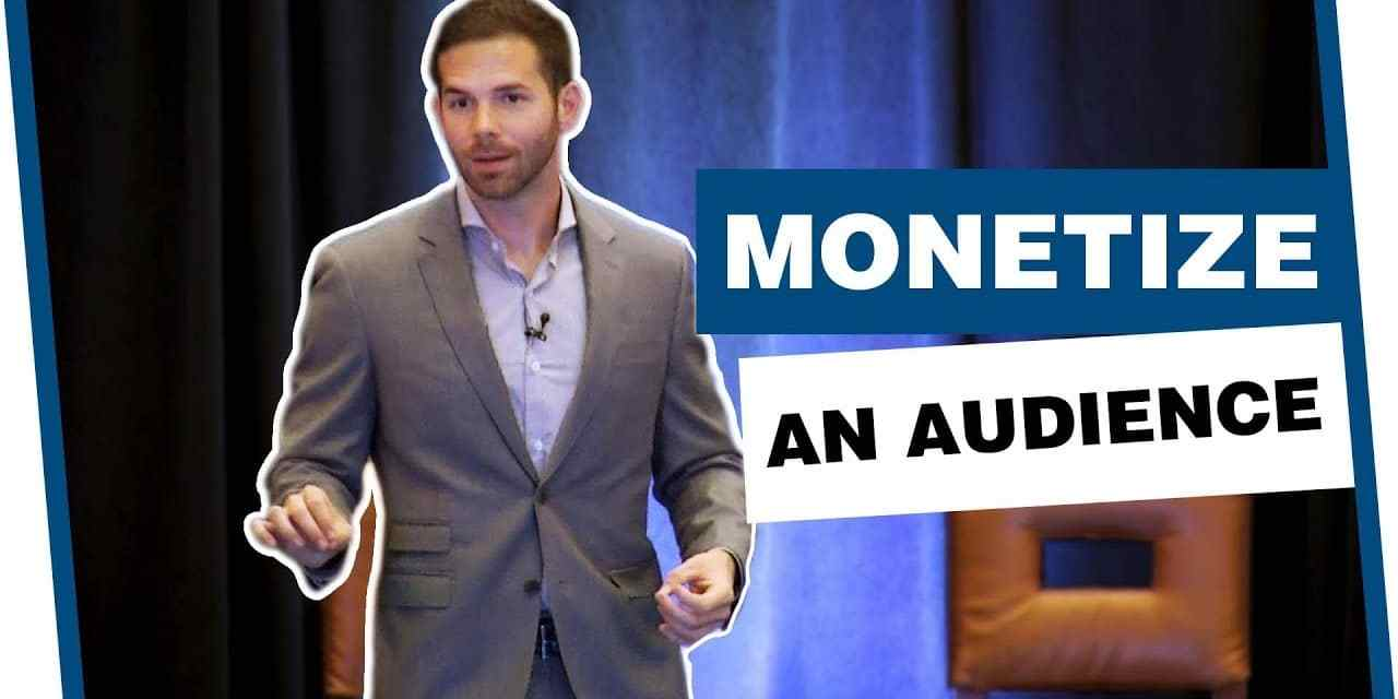 How To Monetize An Audience With Physical Products and Crush Competition With This 4-Part Formula