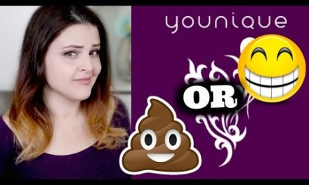 Are Younique Products GOOD or Overpriced POO? HONEST Review of 15 Products!