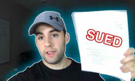 I WAS SUED CAUSE OF SHOPIFY STORE
