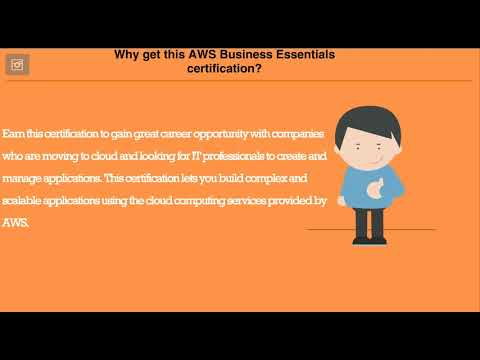 AWS Business Essentials Training and Certification