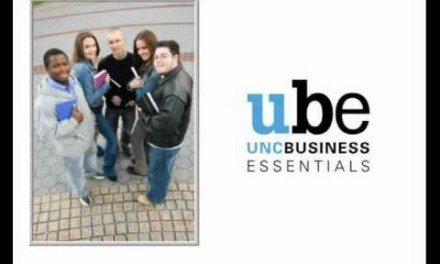 UNC Business Essentials – Program Overview