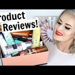 Empty Product Reviews | Will I repurchase?