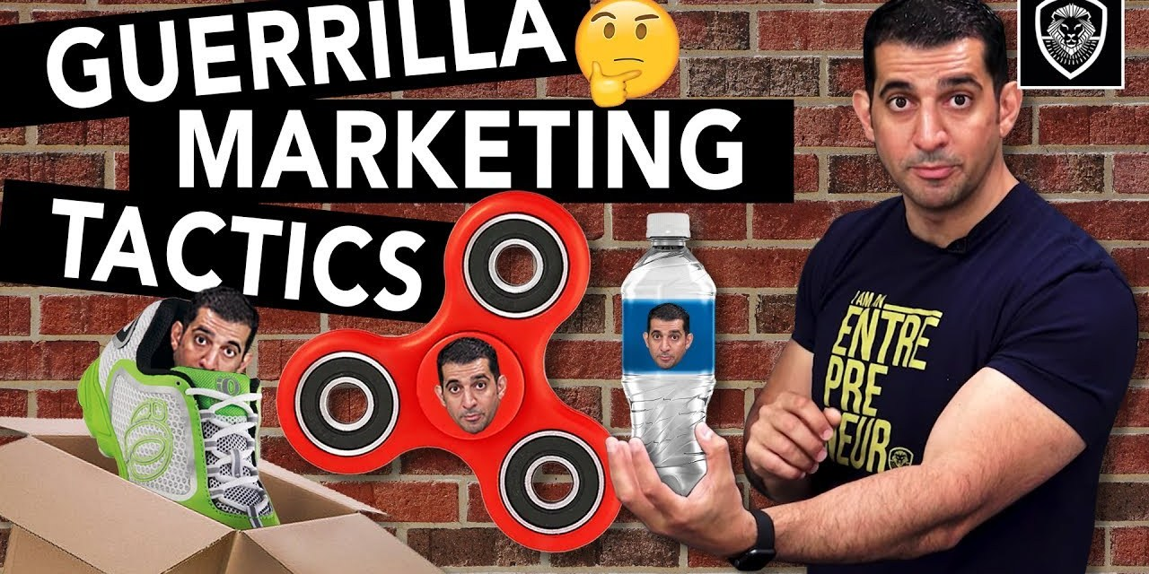 14 Guerrilla Marketing Tactics for Entrepreneurs