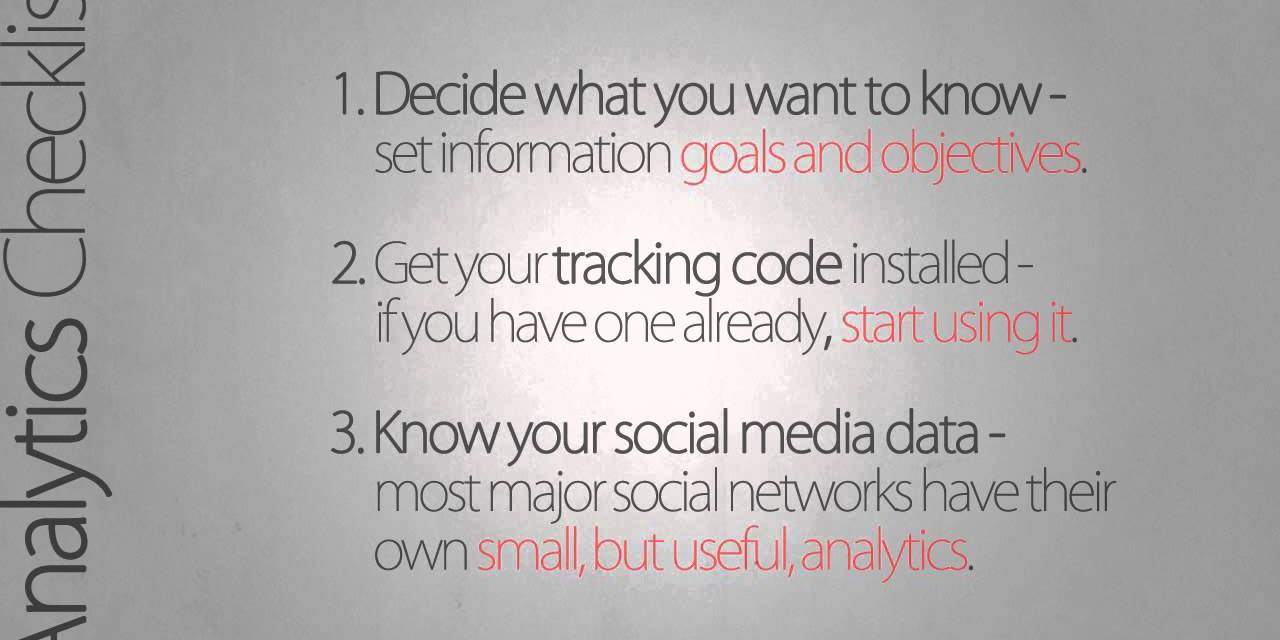 Social Media Business Essentials – Analytics