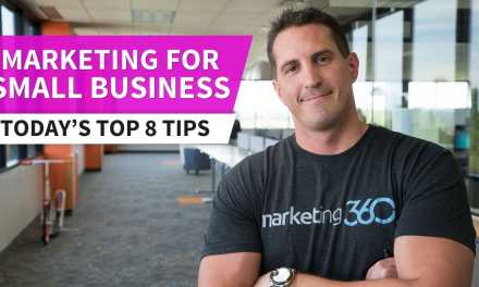 Top 8 Tips For Small Business Marketing